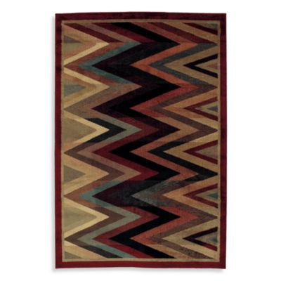 Shaw Accents Collection New Mexico Multicolor Rugs