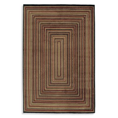 Shaw Accents Collection Midtown Rugs in Multicolor