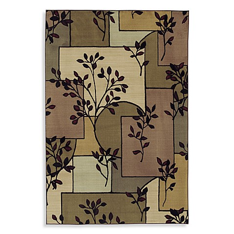 Shaw Mission Multicolor 5-Foot x 7-Foot 4-Inch Rug