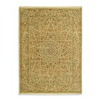 Shaw Antiquities Collection Mosque Medallion Rugs in Beige