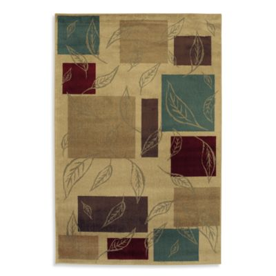 Shaw Accents Collection Nature's Carpet Rugs in Natural