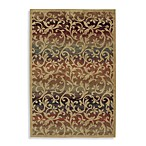 Shaw Accents Collection Ornament Rugs in Natural