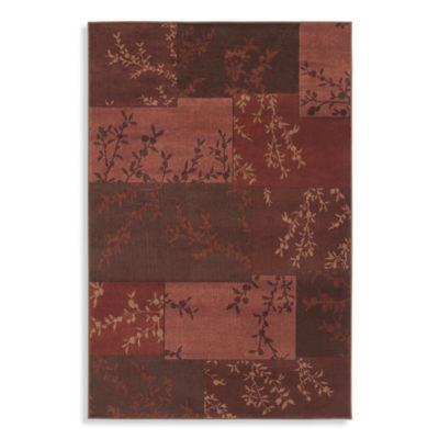 Shaw Concepts Collection Primavera Rugs in Red