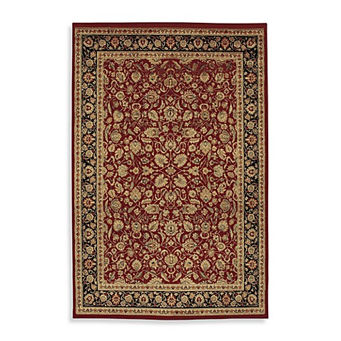 Shaw Accents Collection Roosevelt Garnet Rugs