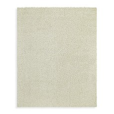 Shaw Ultra Shag Collection White Diamond Rectangle Rugs