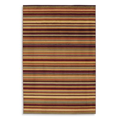 Shaw Collection Taylor Multicolor Rectangle Rugs