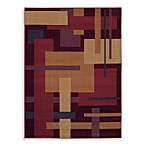 Shaw Reverie Collection Umbra Brick Rugs