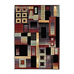 Shaw Impressions Collection Vision Multicolor Rectangle Rugs