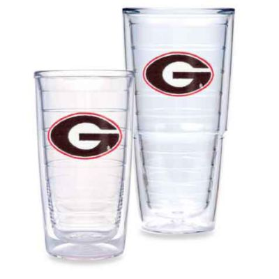 University of Georgia Collegiate Tervis Tumbler