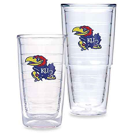 University of Kansas Collegiate Tervis Tumbler