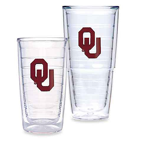 University of Oklahome Collegiate Tervis Tumbler