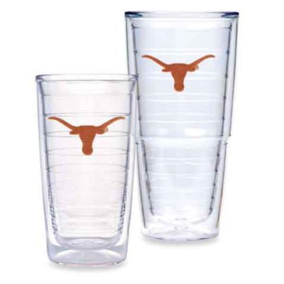 Tervis® University of Texas Collegiate 16-Ounce Tumbler