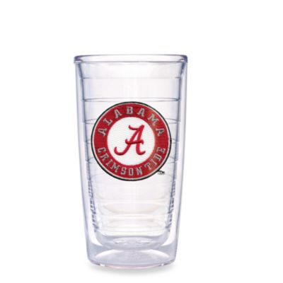 Tervis® University of Alabama Collegiate 16-Ounce Tumbler