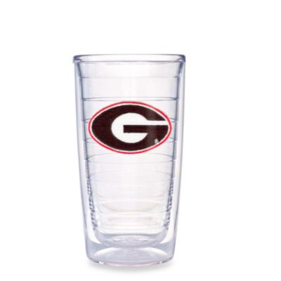 University of Georgia Collegiate Tumbler