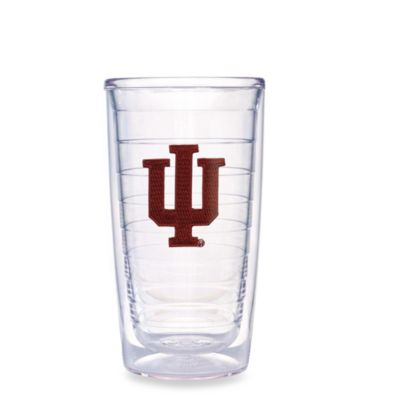 Tervis® Indiana University Collegiate 16-Ounce Tumbler