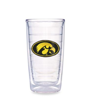 Tervis® Iowa University Collegiate 16-Ounce Tumbler