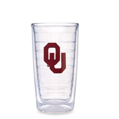 Tervis® University of Oklahoma Collegiate 16-Ounce Tumbler