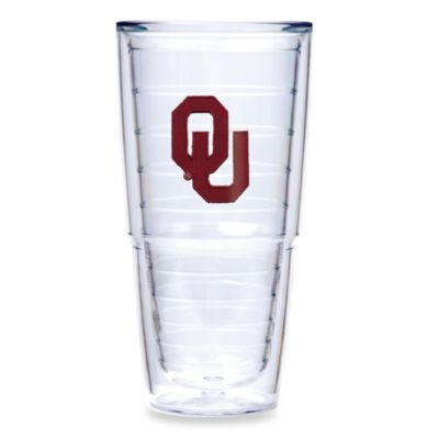 Dishwasher Safe Oklahoma Tumbler