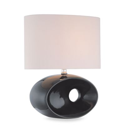 Hennessy Table Lamp - Silver