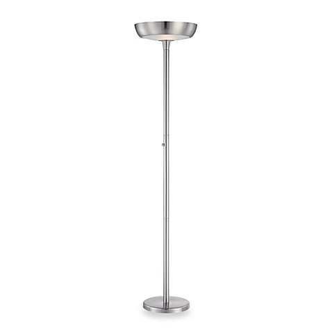 Lite Source Fabrizio Steel Floor Lamp