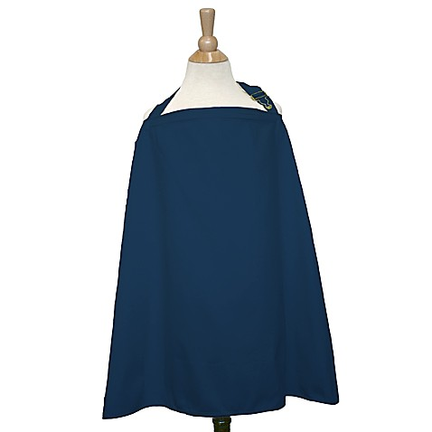 The Peanut Shell® Nursing Cover in Navy