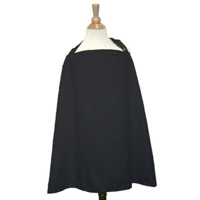 The Peanut Shell® Nursing Cover in Black