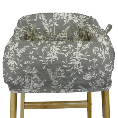 The Peanut Shell® High Chair and Shopping Cart Cover in Whisper