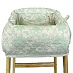 The Peanut Shell® High Chair and Shopping Cart Cover in Morning Bloom
