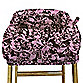 The Peanut Shell® High Chair and Shopping Cart Cover - Pink Couture