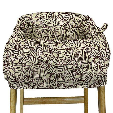 The Peanut Shell® High Chair and Shopping Cart Cover in Vanilla Bean