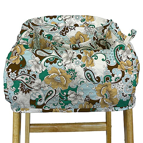 The Peanut Shell® High Chair and Shopping Cart Cover in Boho Chic