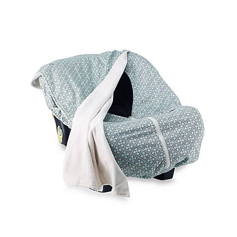 Snuggle Me'z™ Infant Car Seat Cover and Snuggler - William