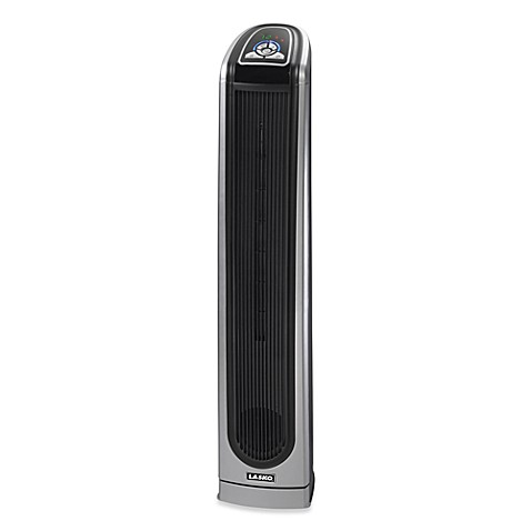 Lasko 174 Electronic 34 Inch Ceramic Tower Heater Bed Bath