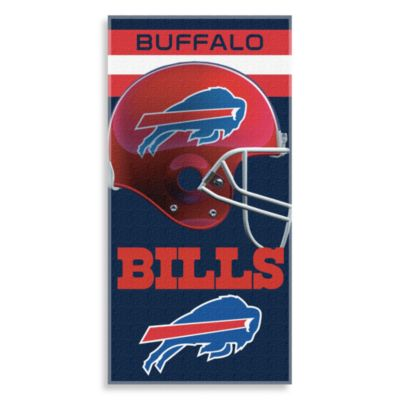 "NFL Buffalo Bills Shadow 30"" x 60"" Beach Towel"