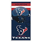 NFL Houston Texans Shadow 30-Inch x 60-Inch Beach Towel