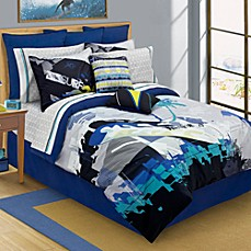 Surf City Comforter Set