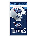 NFL Tennessee Titans Shadow 30-Inch x 60-Inch Beach Towel