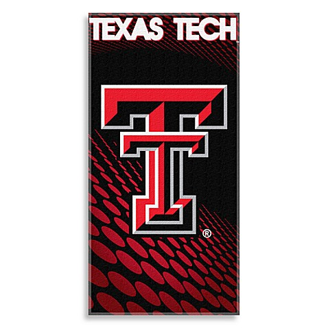 Texas Tech University Collegiate Beach Towel
