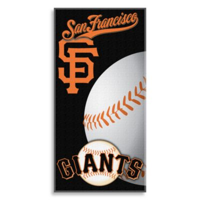 MLB San Francisco Giants 30-Inch x 60-Inch Beach Towel