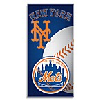 MLB New York Mets 30-Inch x 60-Inch Beach Towel