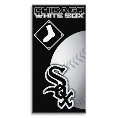 MLB Chicago White Sox 30-Inch x 60-Inch Beach Towel