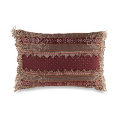 Croscill Townhouse Boudoir Pillow