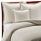 Barbara Barry® Beautiful Basics Cloud Nine Coverlet in Pearl