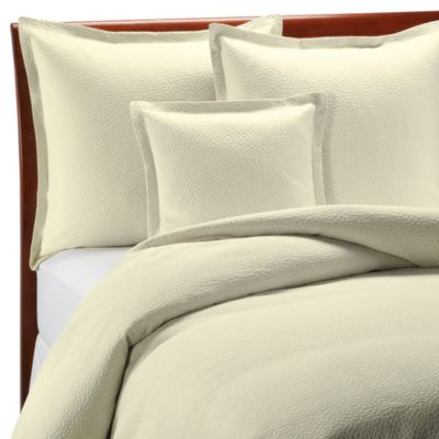 Barbara Barry Beautiful Basics Cloud Nine European Pillow Sham in Moonglow