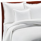 Barbara Barry® Beautiful Basics Cloud Nine Coverlet, 100% Cotton - Pure White