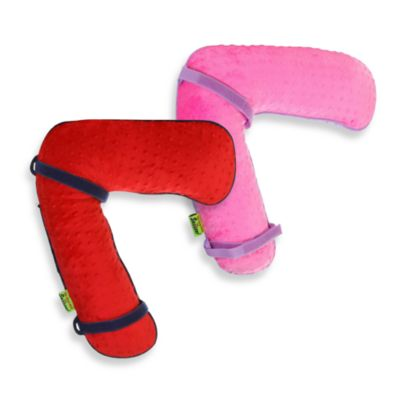 Kalencom Seat Belt Snoozer in Pink