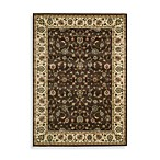 Nourison Persian Arts Kashan Rugs in Chocolate