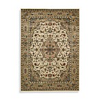 Nourison Persian Arts Kirman Ivory/Gold Rugs