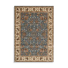 Nourison Persian Arts Tabriz Rugs in Light Blue