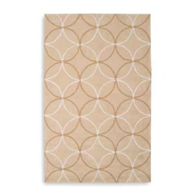 Hamilton Aspen 2-Foot x 3-Foot Rectangle Rug in Beige